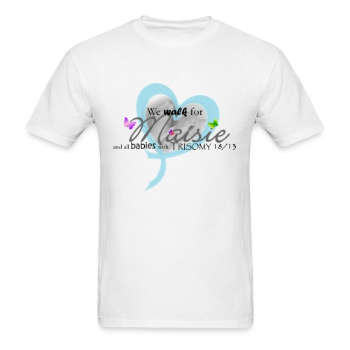 Walk for Maisie shirt - Men's T-Shirt