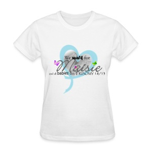 Walk for Maisie shirt - Women's T-Shirt