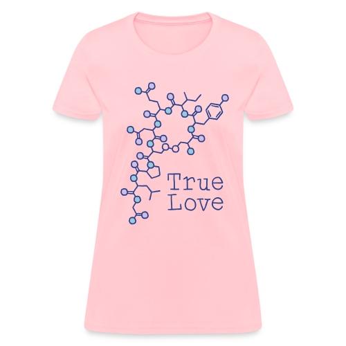 Oxytocin - Women's T-Shirt