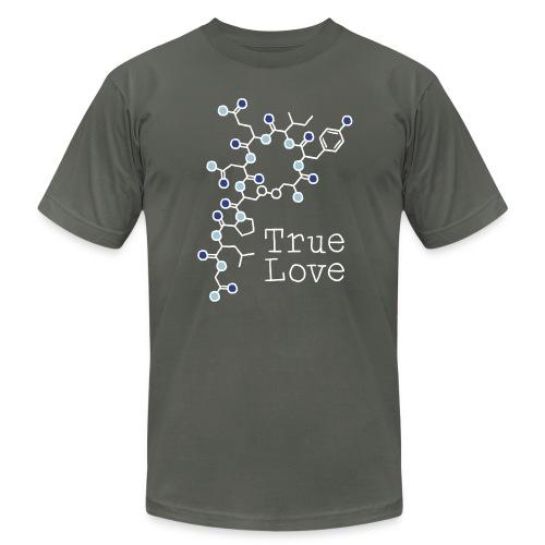 Oxytocin - Men's Fine Jersey T-Shirt