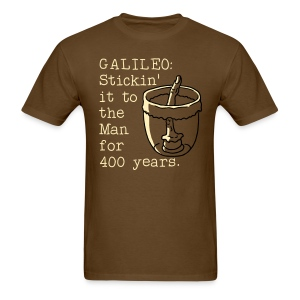 Galileo's Finger - Men's T-Shirt