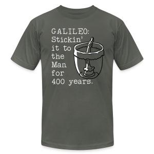 Galileo's Finger - Men's Fine Jersey T-Shirt
