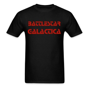 BATTLESTAR GALACTICA - Men's T-Shirt