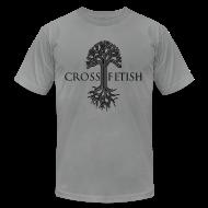 T-Shirts ~ Men's T-Shirt by American Apparel ~ Cross-Fetish