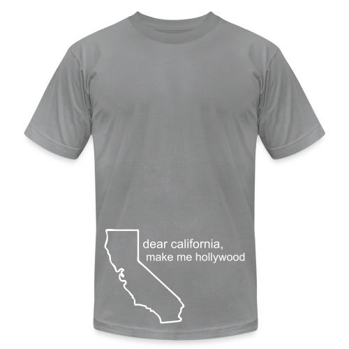 Dear California - Men's Fine Jersey T-Shirt