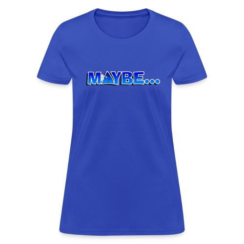 I (heart) being funny - Women's T-Shirt