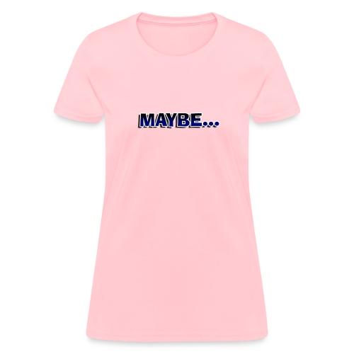 I love being moody - Women's T-Shirt
