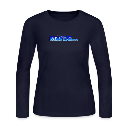 Funny One-Liners - Women's Long Sleeve Jersey T-Shirt