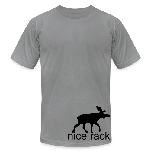 Nice Rack - Men's Fine Jersey T-Shirt