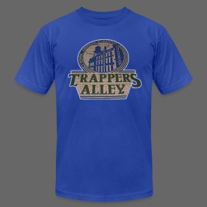 Trappers Alley DWD Men's American Apparel Tee - Men's T-Shirt by American Apparel