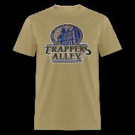 T-Shirts ~ Men's T-Shirt ~ Trappers Alley DWD Men's Standard Weight T-Shirt