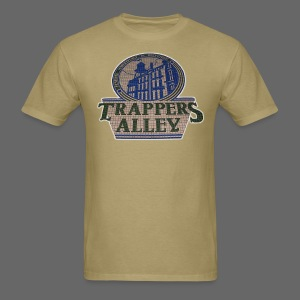 Trappers Alley DWD Men's Standard Weight T-Shirt - Men's T-Shirt
