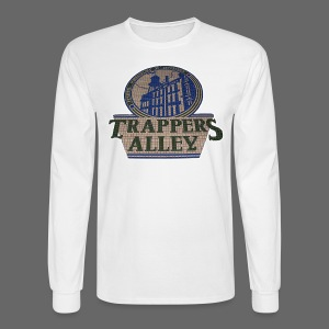 Trappers Alley DWD Men's Long Sleeve Tee - Men's Long Sleeve T-Shirt