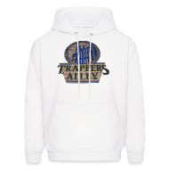 Hoodies ~ Men's Hoodie ~ Trappers Alley DWD Men's Hooded Sweatshirt