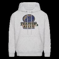 Hoodies ~ Men's Hoodie ~ Trappers Alley DWD Men's Hooded Sweatshirt