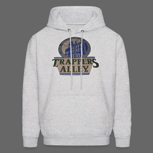 Trappers Alley DWD Men's Hooded Sweatshirt - Men's Hoodie