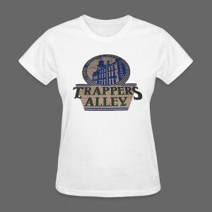 Trappers Alley DWD Women's Standard Weight T-Shirt - Women's T-Shirt