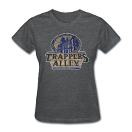 T-Shirts ~ Women's T-Shirt ~ Trappers Alley DWD Women's Standard Weight T-Shirt