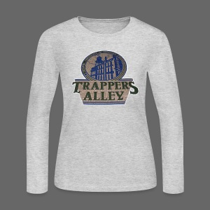 Trappers Alley DWD Women's Long Sleeve Jersey Tee - Women's Long Sleeve Jersey T-Shirt