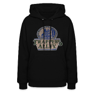 Hoodies ~ Women's Hoodie ~ Trappers Alley DWD Women's Hooded Sweatshirt