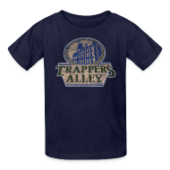 Kids' Shirts ~ Kids' T-Shirt ~ Trappers Alley DWD Children's T-Shirt