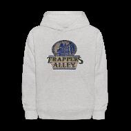 Sweatshirts ~ Kids' Hoodie ~ Trappers Alley DWD Kid's Hooded Sweatshirt