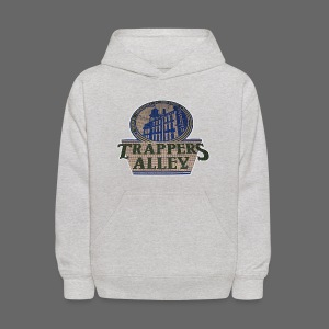 Trappers Alley DWD Kid's Hooded Sweatshirt - Kids' Hoodie