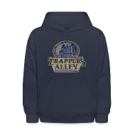 Sweatshirts ~ Kids' Hoodie ~ Trappers Alley DWD Kid's Hooded Sweatshirt