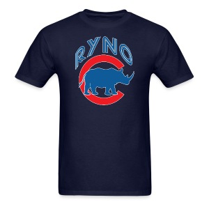Ryno Saurus - Men's T-Shirt