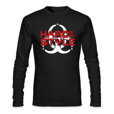 HARD IS MY STYLE - hardstyle vector | men's americ