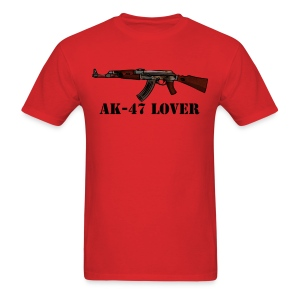 AK-47 Lover Men's T-Shirt - Men's T-Shirt