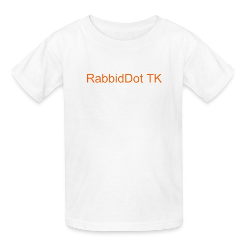 Rabbid White - Kids' T-Shirt