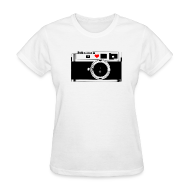 T-Shirts ~ Women's T-Shirt ~ Rangefinder Love [Women's]