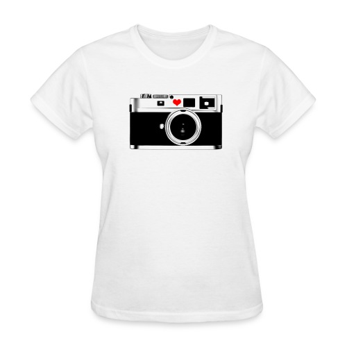 Rangefinder Love [Women's] - Women's T-Shirt