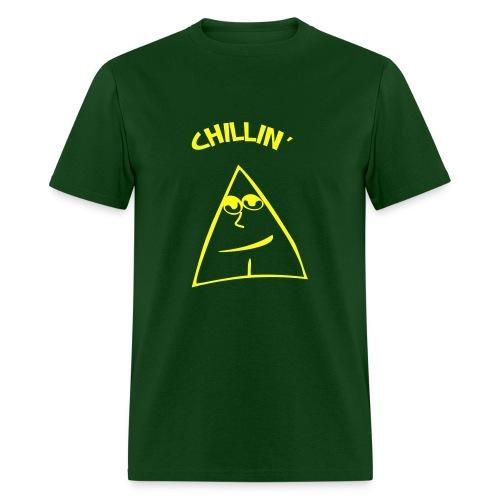 I (heart) Chillin - Men's T-Shirt
