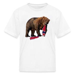 Bear Food - Kids' T-Shirt