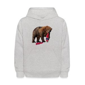Bear Food - Kids' Hoodie