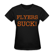T-Shirts ~ Women's T-Shirt ~ Flyers Suck