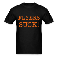 T-Shirts ~ Men's T-Shirt ~ Flyers Suck Shirt