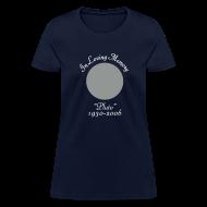 Women's T-Shirts ~ Women's T-Shirt ~ In Memory of Pluto