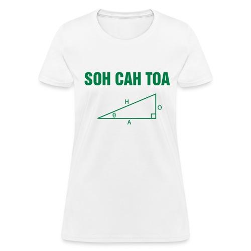 SOH CAH TOA - Women's T-Shirt