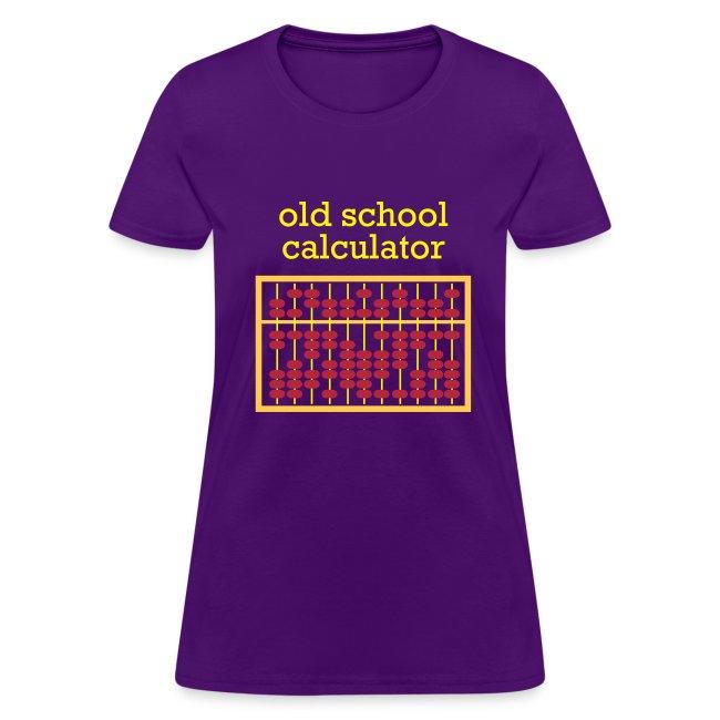 Old School Caclulator (abacus)