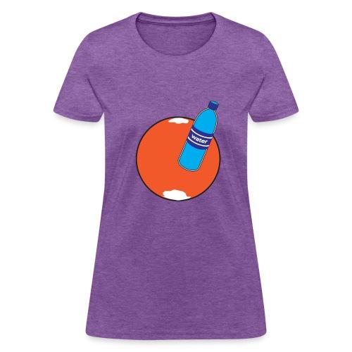 Water on Mars - Women's T-Shirt