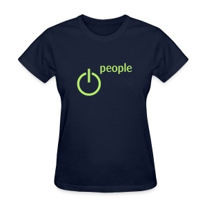 Power to the People - Women's T-Shirt