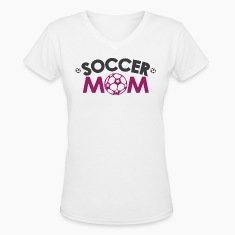 Soccer Mom Women's T-Shirts