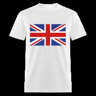T-Shirts ~ Men's T-Shirt ~ UK SHIRT