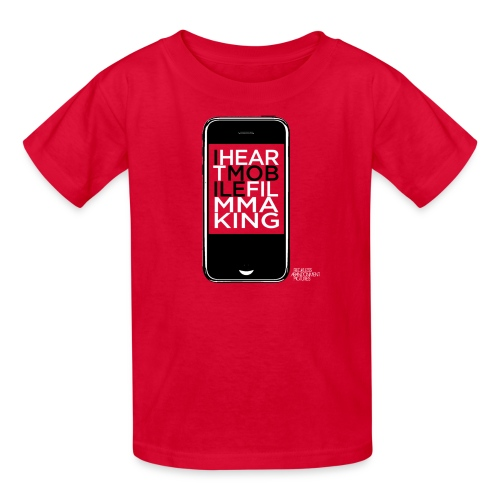 Mobile Filmmaking - Kids' T-Shirt