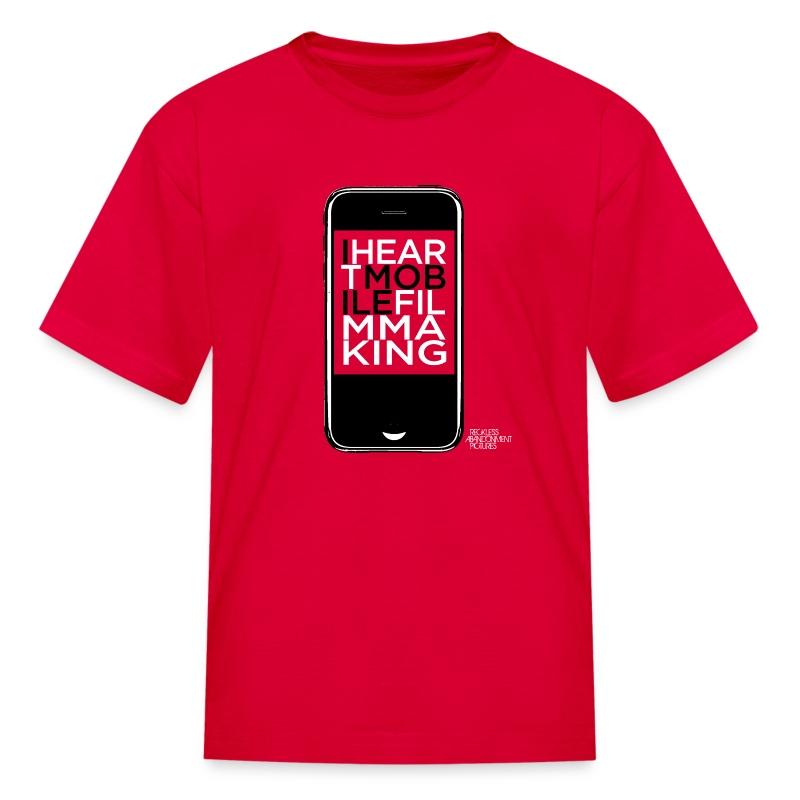 Mobile Filmmaking - Kids' T-Shirt