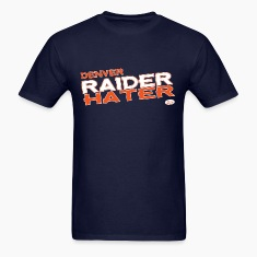 denver_raider_hater T-Shirts