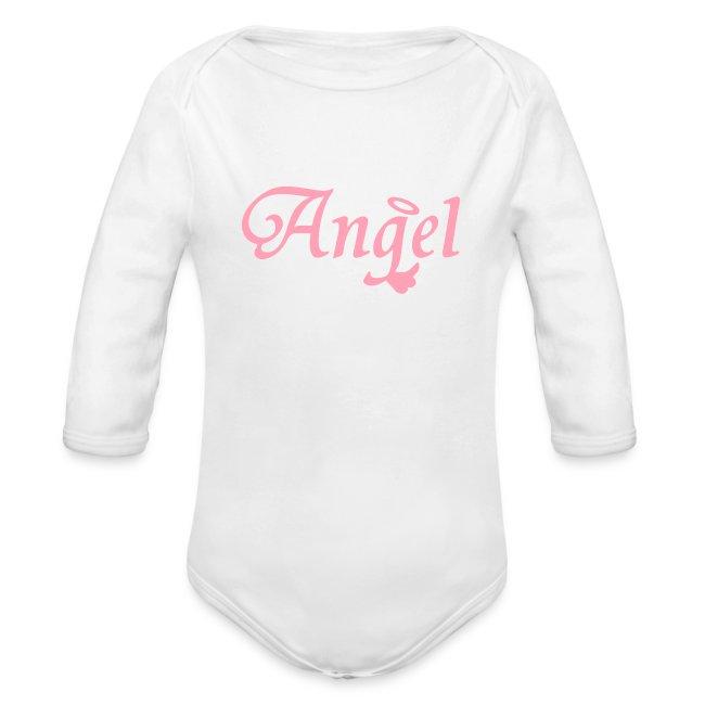 0e84164ff Clothes Hound Shop | Angel - Organic Long Sleeve Baby Bodysuit